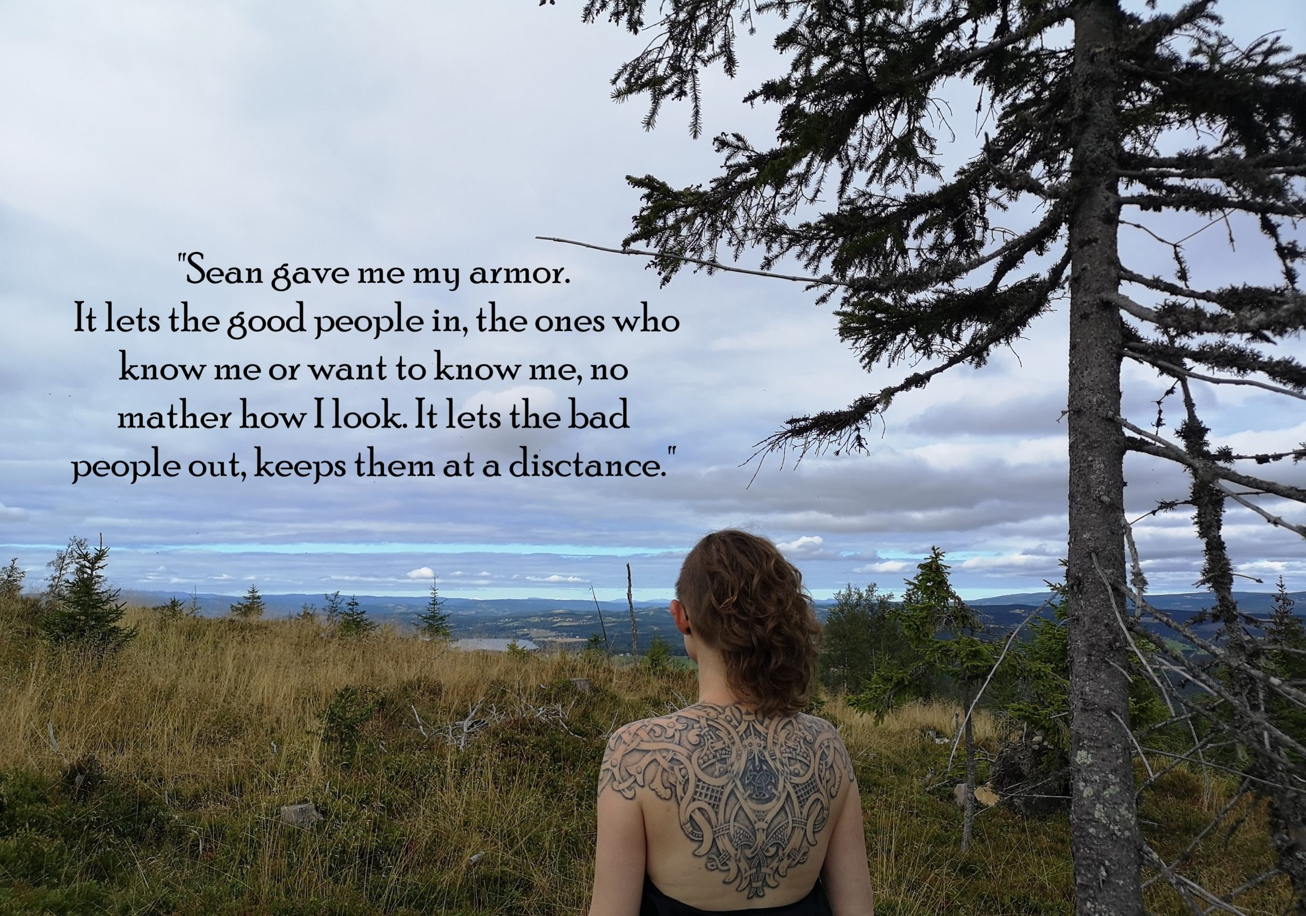 bindrune tattoo futhark runes Sean parry sacred knot nordic viking