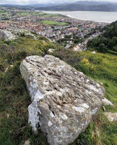 Witches Rocking Stone, Llandudno